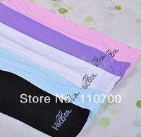 25pairs=50pcs/lot free shipping HICOOL Sunscreen Golf cuff  Sports Arm Sleeve UV Protector Sports Sleeve
