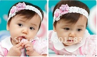 HOT!Free shipping 20pcs/lot,The latest baby girl Headbands/cute baby hairbands/children hair bow/children head band/baby hairpin