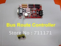 Bus Route controller led display