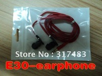good quality ,4mm- width,1.2M-longth , red wire +black head ,earphone +retail bag, sounds perfect!! 30 pcs/lot ,free shipping