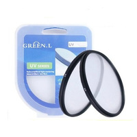 Wholesale Green.L 58mm 58 UV Ultra-Violet Filter Lens Protector Free Shipping With Tracking Number