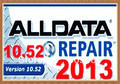 (14 in1)newest alldata auto repair software 10.52+mitcehll  2012 +atris+etk+etka+manager+ esi +high quality with in 640gb hdd