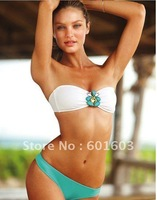 2012 VS Brand Swimwear Bikini Sexy  Swimsuits for Women  Bikinis Beachwear, Swimming Suit Size XS S M In Stock