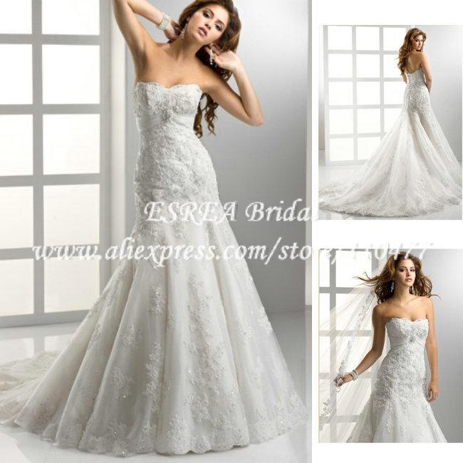 Свадебное платье ESREA BR560