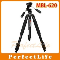 1.83m Beike MBL-620 Aluminum Pro Tripod with 3-way Pan Head Bag Hot sale A012A004