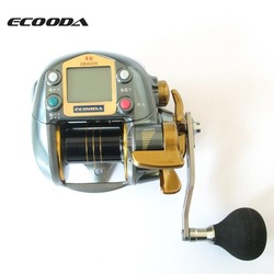 Superior E-Boat Reel Electric Fishing Reel ECOODA DRAGON7000LB(China (Mainland))