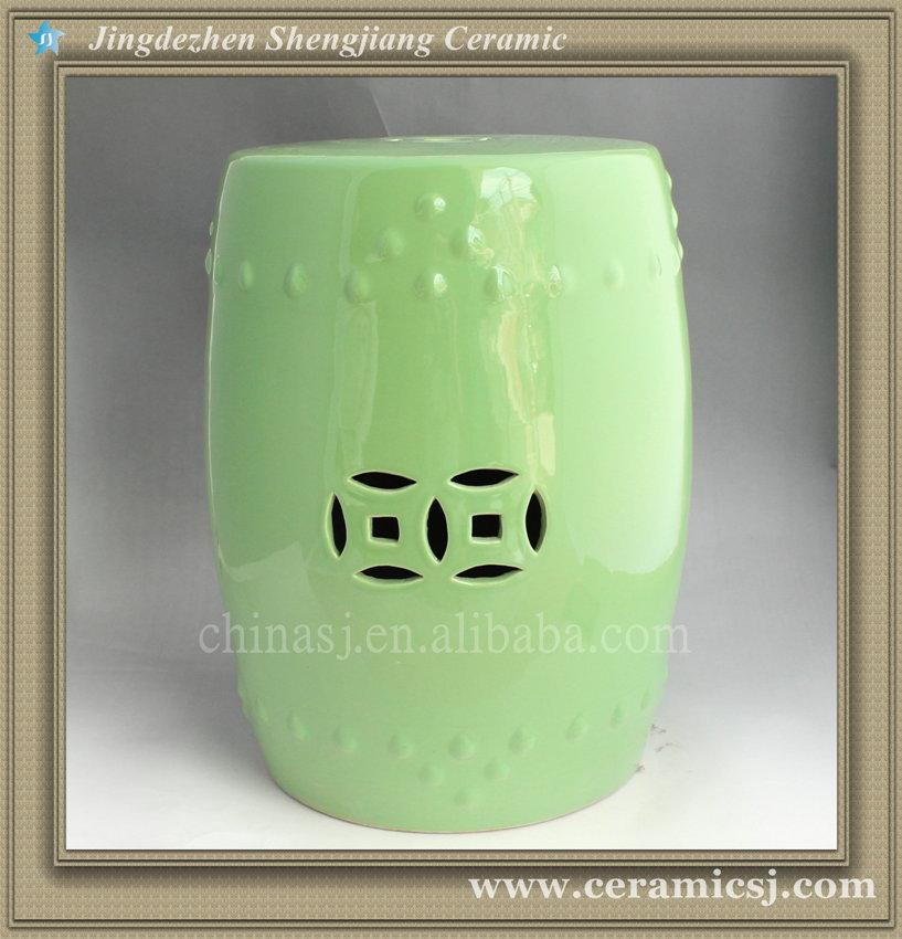 online get cheap green ceramic garden stool aliexpress