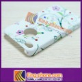 hotselling  for Iphone 4S Frosted Stick a Diamond Circle Case free shipping