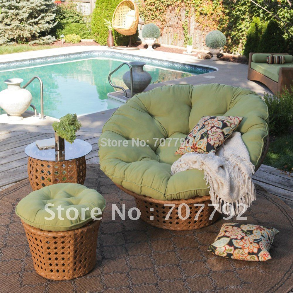 Shop Popular Outdoor Papasan Chair From China Aliexpress