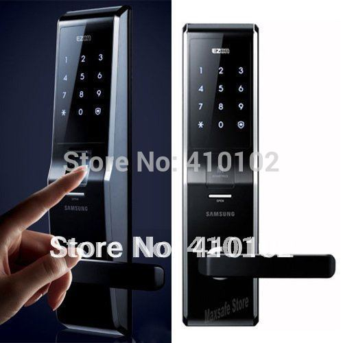 samsung ezon shs shs h700 nouvelle entr e sans cl fingerprint security v. Black Bedroom Furniture Sets. Home Design Ideas