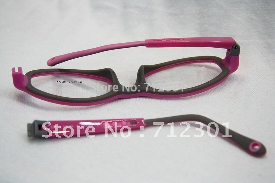 Eyeglass Frames Temple Size : Italian-Designer-TR90-Children-Eyewear-Interchangeable ...