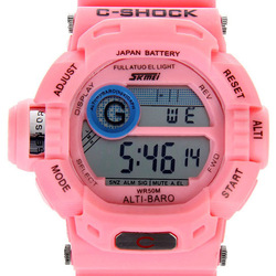 candy color kids children digital sports watch kids electronic watch good gift 4 color # L05220(China (Mainland))