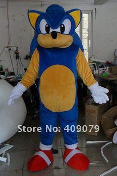 2015 adult sonic the hedgehog mascot costume