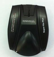 100%Cheapest Factory orginal radar detector wholesale&retail  Russian voice/English Voice Free shipping