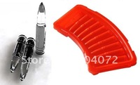 wholesale- free shipping AK-47 - New 3D Bullet Shaped Ice Cube Tray  mold  new arrival
