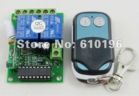 2 Channel RF Wireless Transmitter Remote Control 315MHz 3PCS