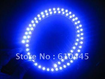 20PCS  PVC Flexible Car LED strip light Waterproof 24 LED lamp 24cm car decoration light led car light free Shipping