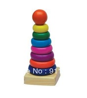 Seven Color for Baby Learning toys,Wooden puzzle Material,Safer to use for child,best sale and cheap price
