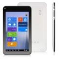 Бесплатная Доставка WM8850 Android 4.0.3 Win8 UI 7-дюймовый ЧЕРЕЗ 8850 Cortex A9 1,2 ГГц Tablet PC wifi, 3G, mlti touch,