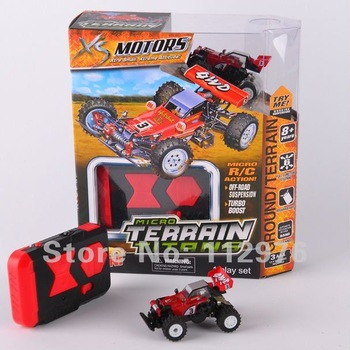 Wholesale! New Arrival! 5CH R/C Model Car with lights Mini RC Car 3 models for option