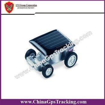 China Post Free shipping wholesale 100pcs/lot mini solar energy car, solar powered car toy