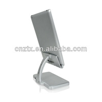 Free Shipping!!! IPEGA Charger Stand for Ipad2/3 with the retail package in silver color,PG-IP030