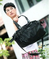 2012 fashion men shoulder bag,men PU messenger bag,Leisure bag free shipping MB014