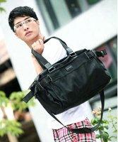 2012 fashion men shoulder bag,men PU messenger bag,Leisure bag free shipping MB014