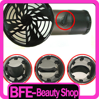 Brand New Hair Roller Curler Wind Spin Plastic High Quality Professional Salon Hair Dryer Curl Diffuser Free Shipping