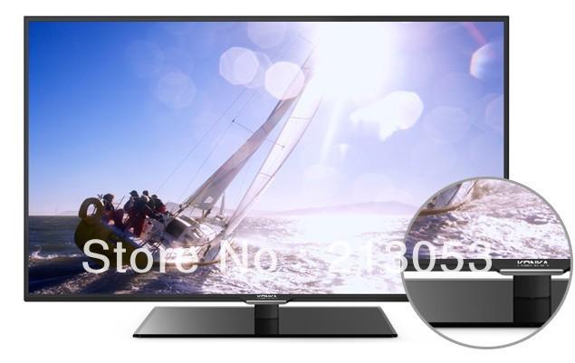 world famous free shipping 55 inch led tv, television(China (Mainland))