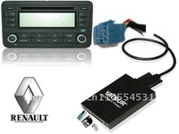 Yatour Renault VDO Dayton Digital MP3 USB SD AUX adapter (CD Changer INTERFACE) Clio Scenic Laguna Megane Koleos emulator