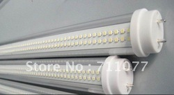 Top quality T8 .6m led Tube led light T8 10W bulb led t8 tube warm white 1pcs/lot free shipping EMS [wang david's store]0087(China (Mainland))