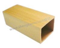 Senkejia 5040 Square wood wpc wood Ceiling waterproof board fireproof