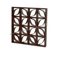 Square wood3 wpc ceiling copy wood  Fire-retardant waterproof, moistureproof