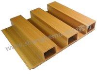 195 high greet wall board wpc indoor wall board, waterproof and moistureproof