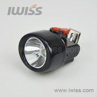 3W KL2.5LMB LED Miner Headlamp Waterproof Lighting Cap Lamp Up to 10000 lx