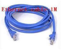 1m RJ45 CAT5 CAT5E Ethernet LAN Network Cable 200pcs/lots