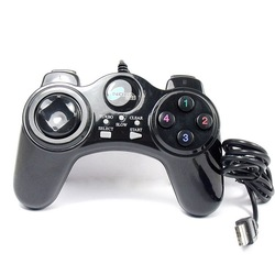 2012 New Arrival,USB PC Controller Game pad Joypad Joystick,Free Shipping!(China (Mainland))