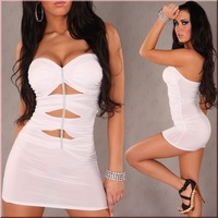 Crazy Promotion, Cpam Free Shipping! Sexy Clubwear, Fashion Dress, Multi Color, One size, 2422w