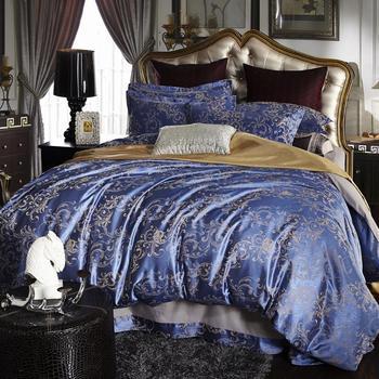 HOT  URGENT STOCK  Luxury jacquard EMBORIDERY cotton/silk  BEDDING bedding set /duvet cover /bed sheet /comforter set