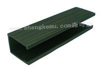 4055 ceiling board wood plstic board waterproof fire resistant