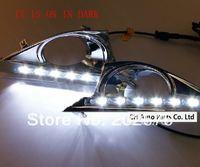 FREE SHIPPING, CHA 2012 TOYOTA CAMRY HEV G7 SPECIAL LED DAYTIME RUNNING LIGHT V2