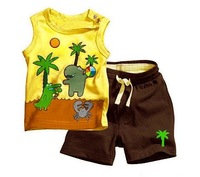 free shipping 1piece /lot wholesale high quality cotton Girls Boys palm printing piece