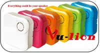 Promotion!!(2pcs/lot) x-sticker rock-it vibration speaker wholesale&retail Free shipping