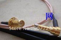 Pyhteyl-adapter MS156 plug male to RP-SMA female  for LTE modem Yota LU150