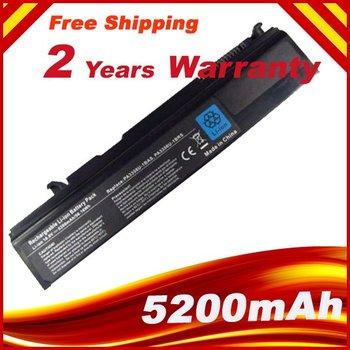 5200mAH 6 Cell Laptop Battery for Toshiba PA3356U-2BRS Satellite Pro S300M-EZ2401S300M-S2403 Tecra S4