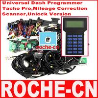 New version 2014 tacho pro 2008 Universal Dash Programmer PLUS UNLOCK Mileage Correction auto scanner--(22)