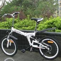 Folding bike, 20 inch mountain bike, 6 speed, light bicycle,BOLUJIE brand.
