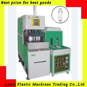 Stretch Blow moulding machine PET bottles plastic blow molding machine 4 cavities MAX 600ml Spped 1800pcs/Hr(China (Mainland))
