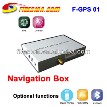 CAR Navigation  GPS Box Universal